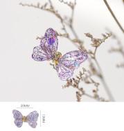 Butterfly Fairy Nail Diamond Decoration Super Fairy