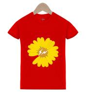 Children's Cotton Short Sleeved T Shirt Summer Kids Clothes