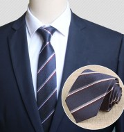 European And American Retro Formal Tie Men's Trend