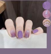 Luminous Nail Art Sticker Nail Patch Lasting Waterproof