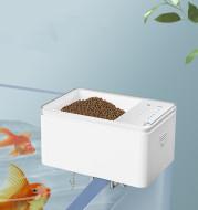 Pet Feeding Fish Food Dispenser Digital Automatic Fish Feeder LED Aquarium Digital Fish Tank
