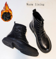 Autumn And Winter New Martin Boots Are Truly British