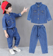 Boys Spring And Autumn Long Sleeve Suit