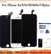Touch Screen Replacement Without Dead Pixels and  Tempered Glass and Tools and TPU