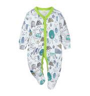 Baby Jumpsuit Autumn New Baby Romper Newborn Baby Long-Sleeved Romper