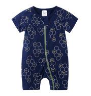 Newborn Jumpsuit Summer Thin Baby Romper