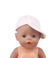 New 18 Inch American Doll Baseball Cap Casual Sports Sun Hat