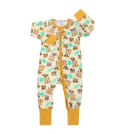 Children's Clothing Baby Jumpsuit Romper Newborn Cotton Long-sleeved Romper