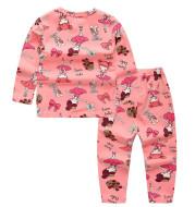 Children's Suit Qiu Yi Long Trousers Baby Pajamas