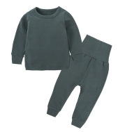 Baby Belly Protection Suit Long Sleeve Trousers Open File