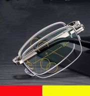 Smart Reading Glasses Male Automatic Zoom Adjustment Degree