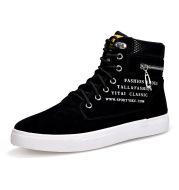 High-Top Shoes Korean Men's Shoes Student Canvas Shoes Men's Casual Shoes