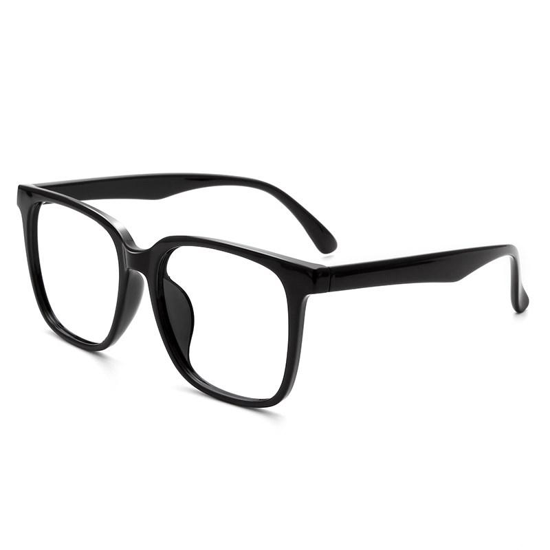 Black Anti blue light blocking glasses 65561 10