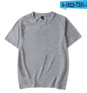 Korean Printed Loose And Comfortable Short Sleeves