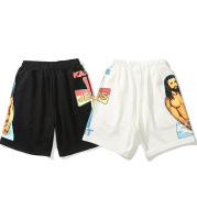 Men's Color Cross Print Peripheral Touring Shorts
