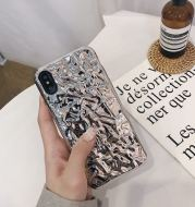 Web Celebrity Seal Sail Tin Foil Sequined Mobile Phone Case For Application