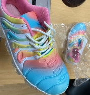 Soft Sole Transparent Caterpillar Sneakers Women's Baseball Single Shoes Running Shoes
