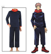Conjurer Back Battle Polygonum Cuspidatum Yuren Cos suit Conjurer Uniform Cosplay Suit