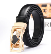 Casual All-Match Automatic Buckle Belt Women's Leather Belt