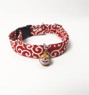 Japanese Style Dog Collar Shiba Inu Corgi Pet Small Dog Collar