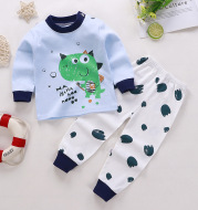 New Baby Autumn Clothes Long Trousers Boys Home Clothes