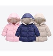 Star Children's Baby Cotton Jacket