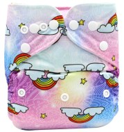 Pocket Baby Diapers, Washable Cloth Diapers