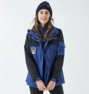 Two-Piece Detachable Waterproof and Windproof Korean Mountaineering Ski Jacket