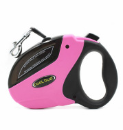 Automatic Retractable Traction Rope For Dog Collar