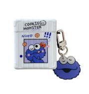Cartoon Suitcase Sesame Street Pendant Bluetooth Headset Protective Cover