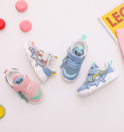 New Baby Shoes Baby Soft Sole Sneakers Breathable Net Shoes