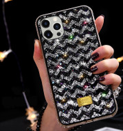 Two-in-one Protective Cover With Wavy Pattern
