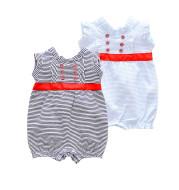 Summer Sleeveless Baby Clothes