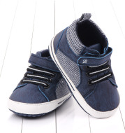 Baby Soft-soled Non-slip Mid-high Casual Toddler Shoes