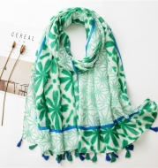 Autumn Scarf for Women Female Scarves Triangle