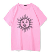 Sun And Moon Graphic Novelty Funny