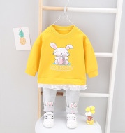 Children's Spring And Autumn Clothes For Men And Women