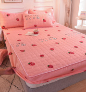 Thin Mattress Dustproof Protection Bed Cover Full Package
