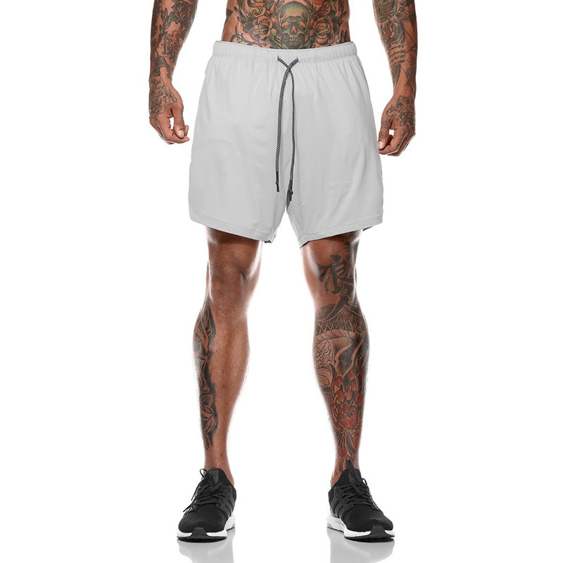 Mens Aesthetic Gym Shorts