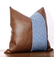 American Style Sofa Cushion Pillowcase Hotel Villa