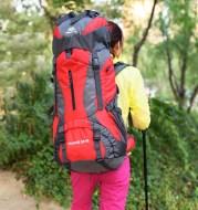 Outdoor Mountaineering Bag Shoulder Men And Women Multifunctional