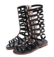 Star Open Toe Roman Shoes Student Sandals