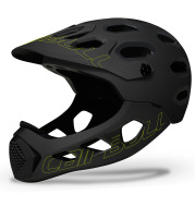 New Full Helmet Extreme Sports Safety Head For Mountain Cross-Country Bike
