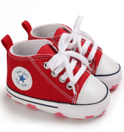 Baby soft-soled shoesBaby shoes canvas shoes