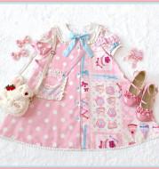 Chang Lolita Cla Series Princess New Year Dress