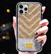 Mobile Phone Protective Shell Diamond Flash Diamond Fashion Trendy