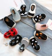 Pumps Shoes Rubber Sole Toddler Shoes Summer Floor Socks Shoes