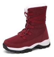 Thick Plush Plus Velvet Warm Women Snow Boots