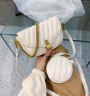 Autumn And Winter New Female Bag Tide Mother And Daughter Bag All-Match Shoulder Bag