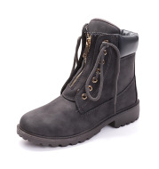 All-Year-Round Casual Women's Shoes Flat Sole Boots